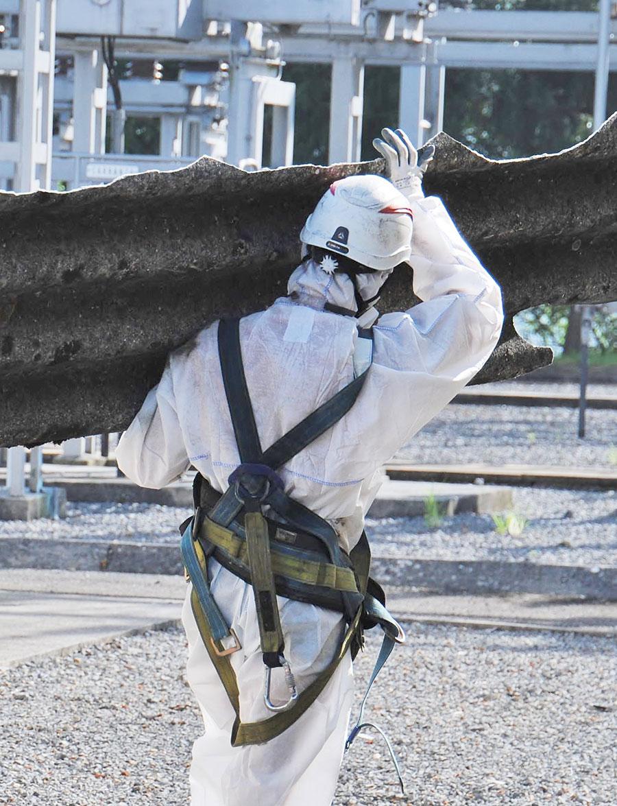 Asbestos Removal in Dorset