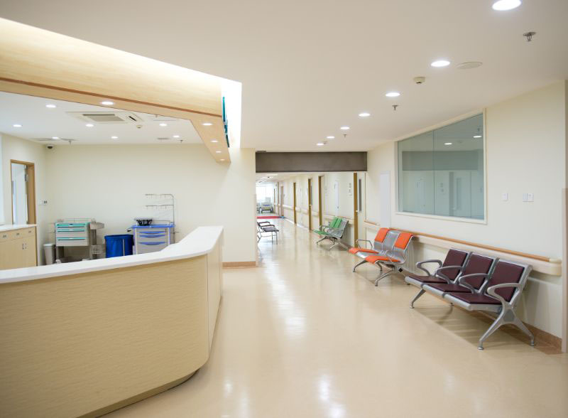 Hospitals Bacteria Cleansing